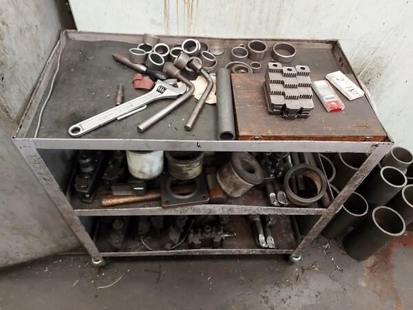 4#6076 Tornio Pico e macchinari per lavorazione metalli e saldatura in vendita - foto 141