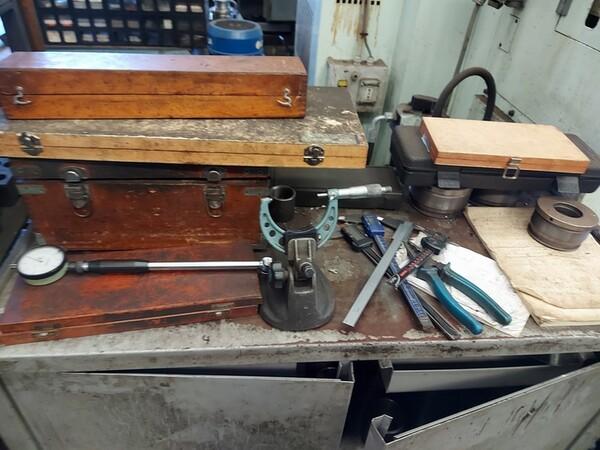 4#6076 Tornio Pico e macchinari per lavorazione metalli e saldatura in vendita - foto 142