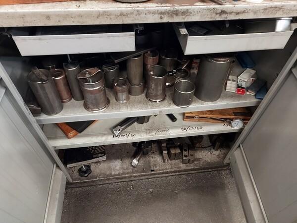 4#6076 Tornio Pico e macchinari per lavorazione metalli e saldatura in vendita - foto 144