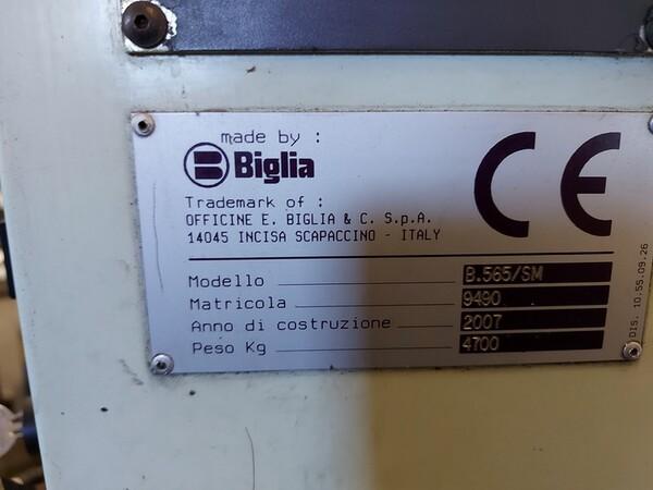 4#6076 Tornio Pico e macchinari per lavorazione metalli e saldatura in vendita - foto 145