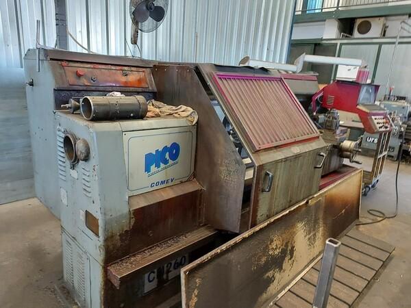 4#6076 Tornio Pico e macchinari per lavorazione metalli e saldatura in vendita - foto 146