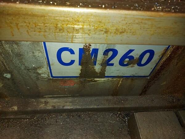 4#6076 Tornio Pico e macchinari per lavorazione metalli e saldatura in vendita - foto 147