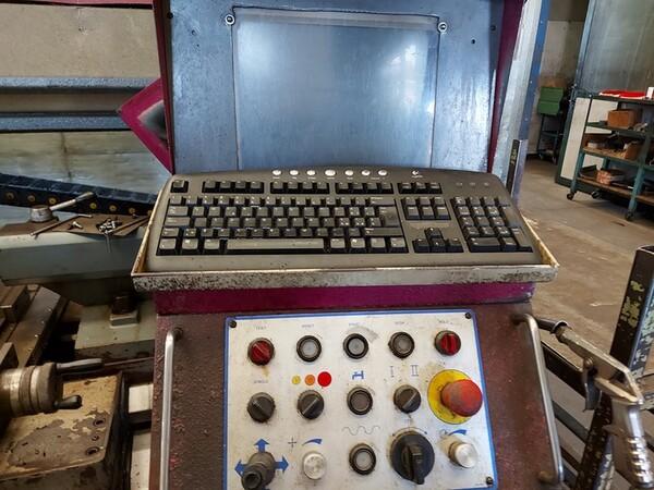 4#6076 Tornio Pico e macchinari per lavorazione metalli e saldatura in vendita - foto 150