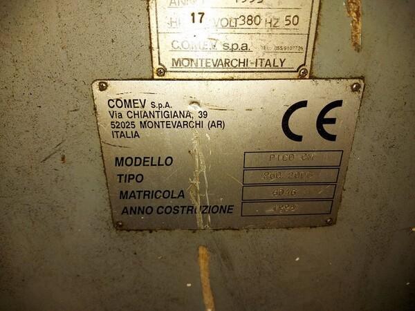 4#6076 Tornio Pico e macchinari per lavorazione metalli e saldatura in vendita - foto 151