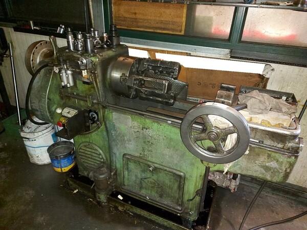 4#6076 Tornio Pico e macchinari per lavorazione metalli e saldatura in vendita - foto 152