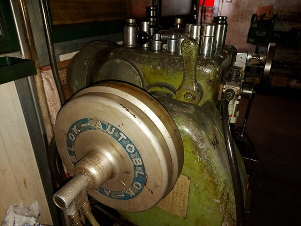 4#6076 Tornio Pico e macchinari per lavorazione metalli e saldatura in vendita - foto 154