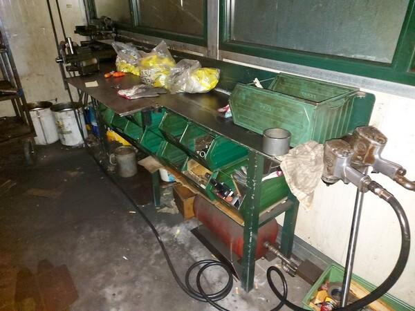 4#6076 Tornio Pico e macchinari per lavorazione metalli e saldatura in vendita - foto 155