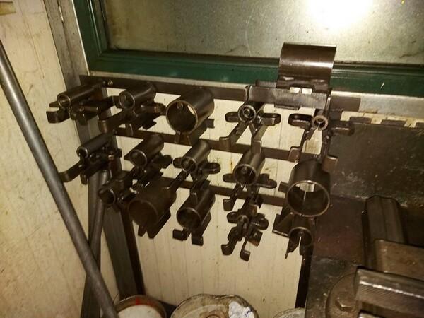 4#6076 Tornio Pico e macchinari per lavorazione metalli e saldatura in vendita - foto 157