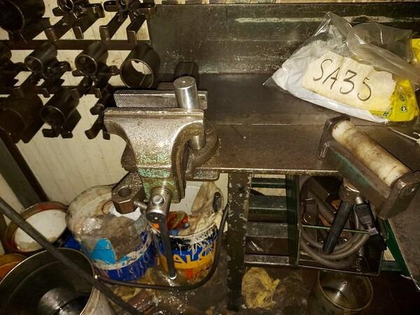 4#6076 Tornio Pico e macchinari per lavorazione metalli e saldatura in vendita - foto 158