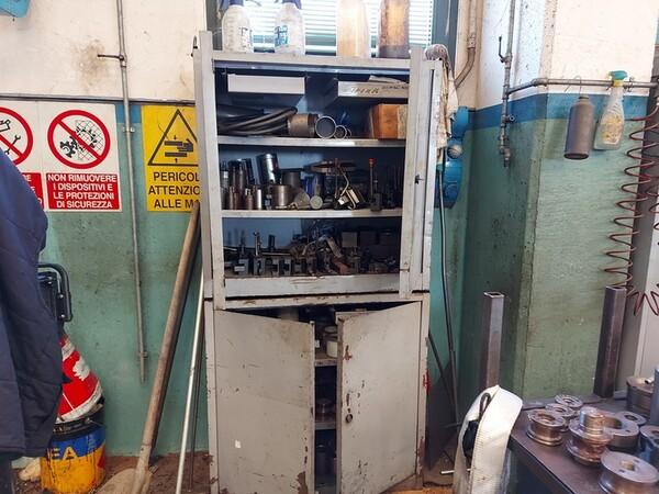 4#6076 Tornio Pico e macchinari per lavorazione metalli e saldatura in vendita - foto 159