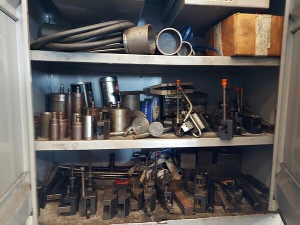 4#6076 Tornio Pico e macchinari per lavorazione metalli e saldatura in vendita - foto 160