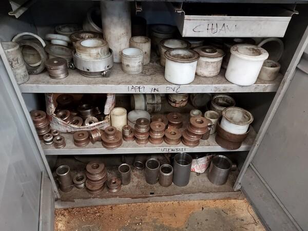 4#6076 Tornio Pico e macchinari per lavorazione metalli e saldatura in vendita - foto 161