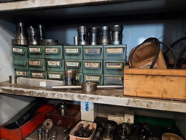 4#6076 Tornio Pico e macchinari per lavorazione metalli e saldatura in vendita - foto 163