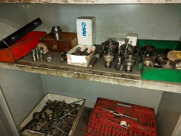 4#6076 Tornio Pico e macchinari per lavorazione metalli e saldatura in vendita - foto 164