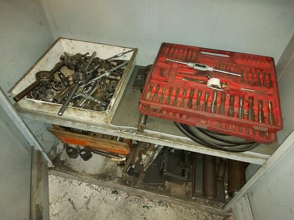 4#6076 Tornio Pico e macchinari per lavorazione metalli e saldatura in vendita - foto 165