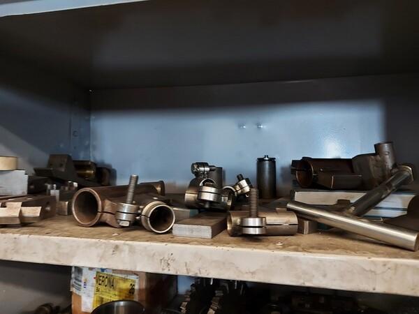 4#6076 Tornio Pico e macchinari per lavorazione metalli e saldatura in vendita - foto 166