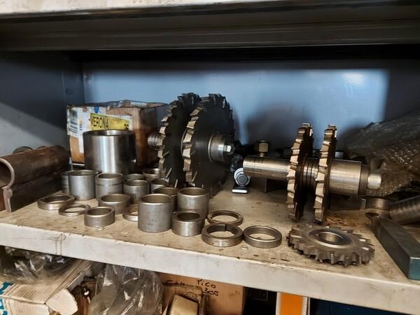 4#6076 Tornio Pico e macchinari per lavorazione metalli e saldatura in vendita - foto 167