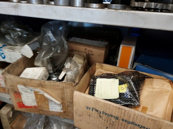 4#6076 Tornio Pico e macchinari per lavorazione metalli e saldatura in vendita - foto 168
