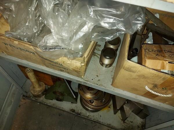 4#6076 Tornio Pico e macchinari per lavorazione metalli e saldatura in vendita - foto 169