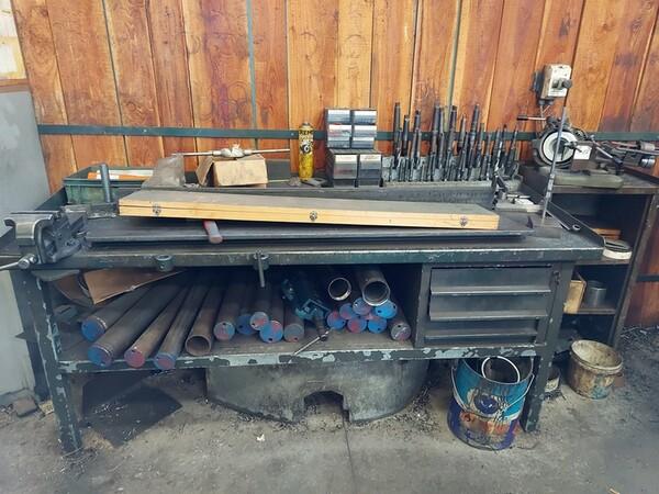 4#6076 Tornio Pico e macchinari per lavorazione metalli e saldatura in vendita - foto 170