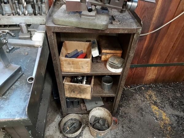 4#6076 Tornio Pico e macchinari per lavorazione metalli e saldatura in vendita - foto 172