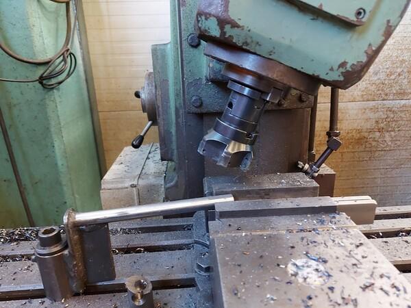 4#6076 Tornio Pico e macchinari per lavorazione metalli e saldatura in vendita - foto 175