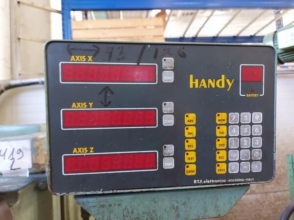 4#6076 Tornio Pico e macchinari per lavorazione metalli e saldatura in vendita - foto 176