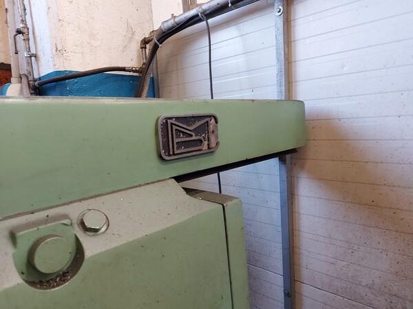 4#6076 Tornio Pico e macchinari per lavorazione metalli e saldatura in vendita - foto 177