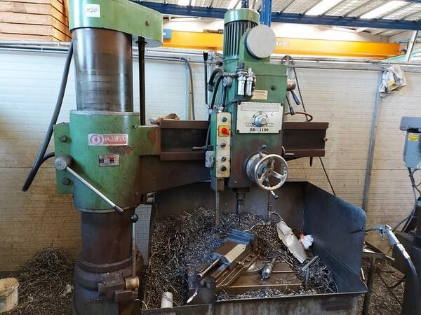 4#6076 Tornio Pico e macchinari per lavorazione metalli e saldatura in vendita - foto 179