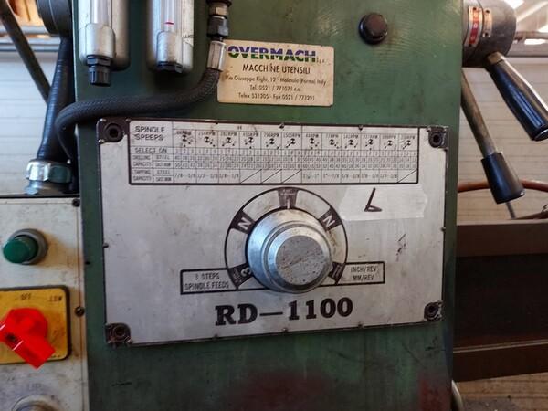 4#6076 Tornio Pico e macchinari per lavorazione metalli e saldatura in vendita - foto 181