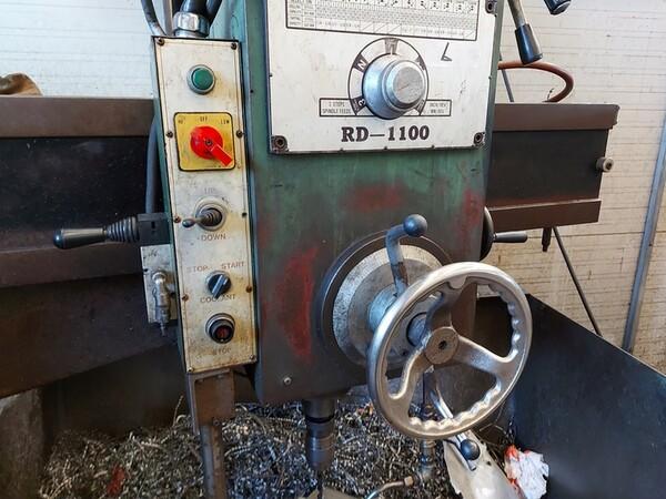 4#6076 Tornio Pico e macchinari per lavorazione metalli e saldatura in vendita - foto 182