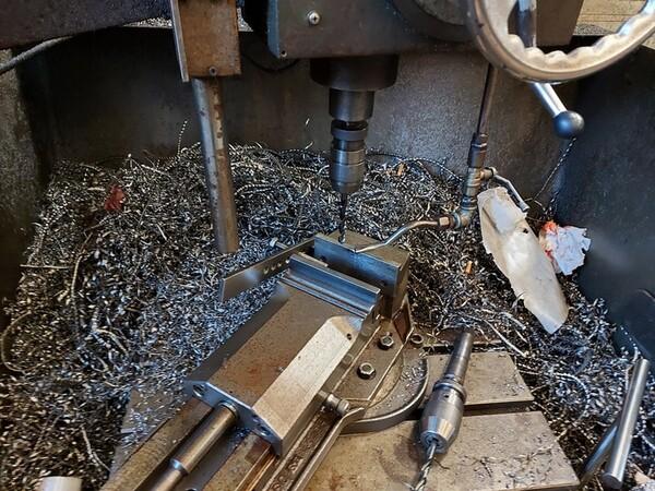 4#6076 Tornio Pico e macchinari per lavorazione metalli e saldatura in vendita - foto 183
