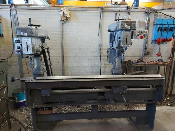4#6076 Tornio Pico e macchinari per lavorazione metalli e saldatura in vendita - foto 184