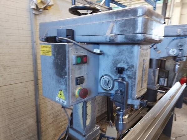 4#6076 Tornio Pico e macchinari per lavorazione metalli e saldatura in vendita - foto 185