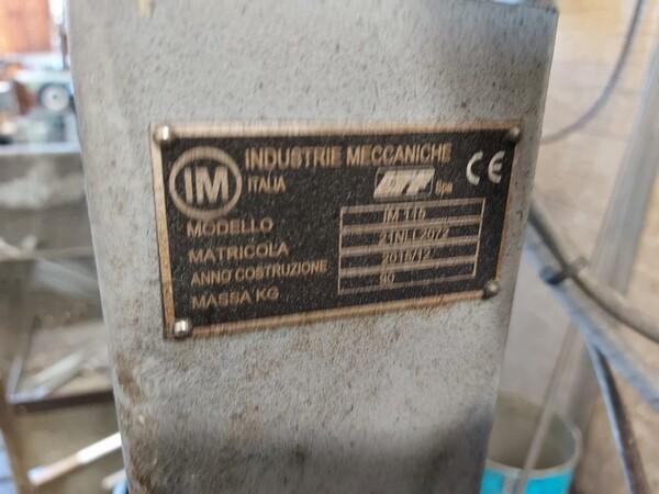 4#6076 Tornio Pico e macchinari per lavorazione metalli e saldatura in vendita - foto 188