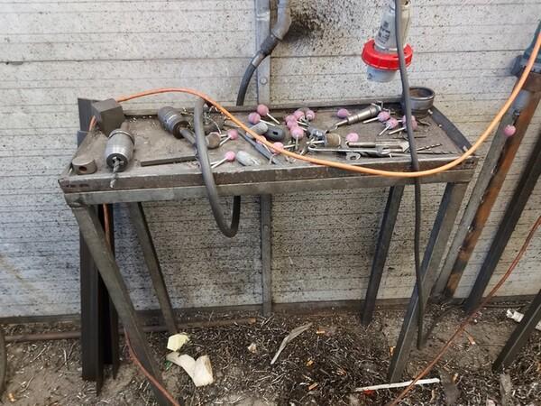4#6076 Tornio Pico e macchinari per lavorazione metalli e saldatura in vendita - foto 189
