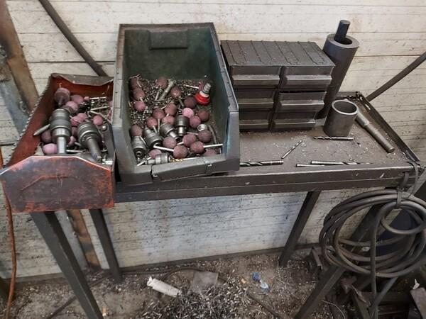 4#6076 Tornio Pico e macchinari per lavorazione metalli e saldatura in vendita - foto 191