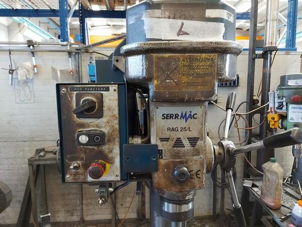 4#6076 Tornio Pico e macchinari per lavorazione metalli e saldatura in vendita - foto 194
