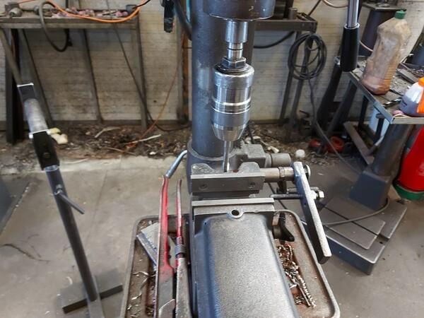 4#6076 Tornio Pico e macchinari per lavorazione metalli e saldatura in vendita - foto 195