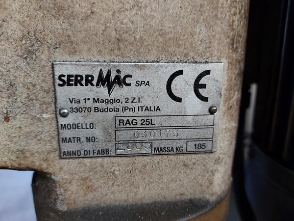 4#6076 Tornio Pico e macchinari per lavorazione metalli e saldatura in vendita - foto 196