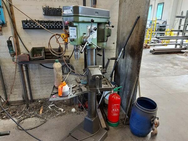 4#6076 Tornio Pico e macchinari per lavorazione metalli e saldatura in vendita - foto 197