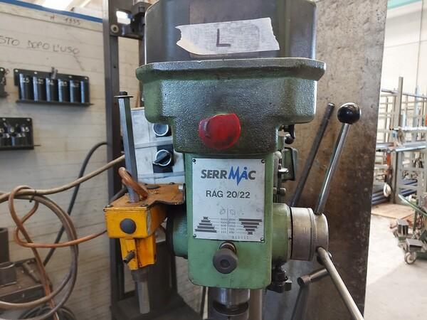 4#6076 Tornio Pico e macchinari per lavorazione metalli e saldatura in vendita - foto 198