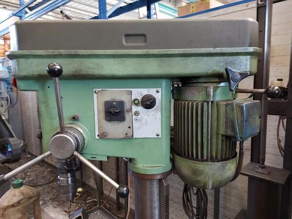 4#6076 Tornio Pico e macchinari per lavorazione metalli e saldatura in vendita - foto 199