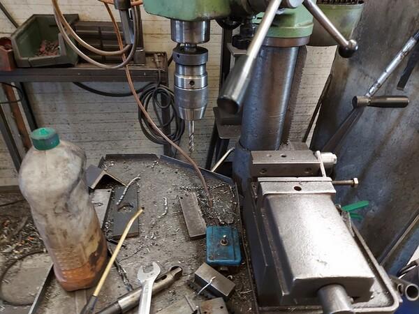 4#6076 Tornio Pico e macchinari per lavorazione metalli e saldatura in vendita - foto 200