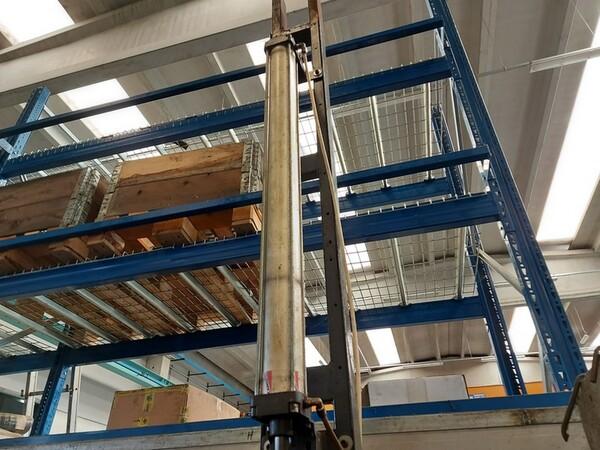 4#6076 Tornio Pico e macchinari per lavorazione metalli e saldatura in vendita - foto 202