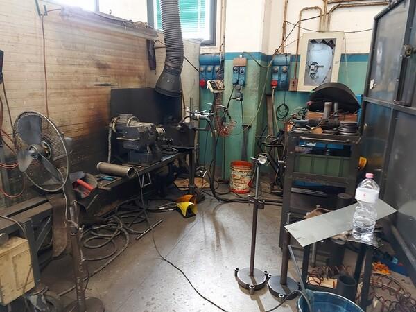 4#6076 Tornio Pico e macchinari per lavorazione metalli e saldatura in vendita - foto 203