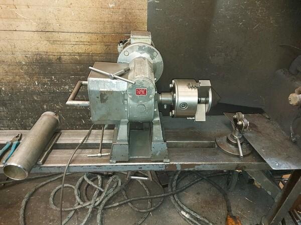4#6076 Tornio Pico e macchinari per lavorazione metalli e saldatura in vendita - foto 204