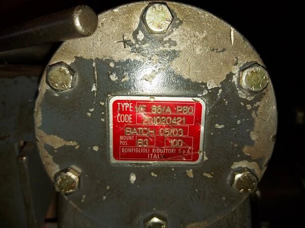 4#6076 Tornio Pico e macchinari per lavorazione metalli e saldatura in vendita - foto 205