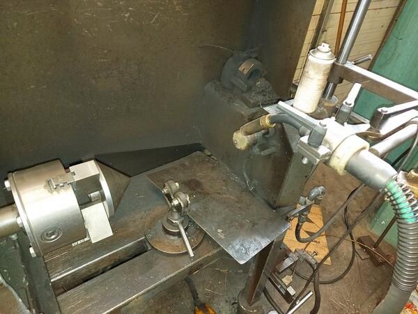 4#6076 Tornio Pico e macchinari per lavorazione metalli e saldatura in vendita - foto 206