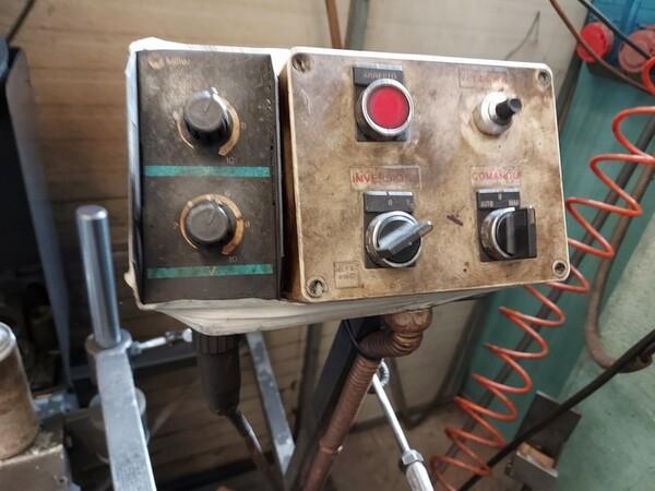 4#6076 Tornio Pico e macchinari per lavorazione metalli e saldatura in vendita - foto 207
